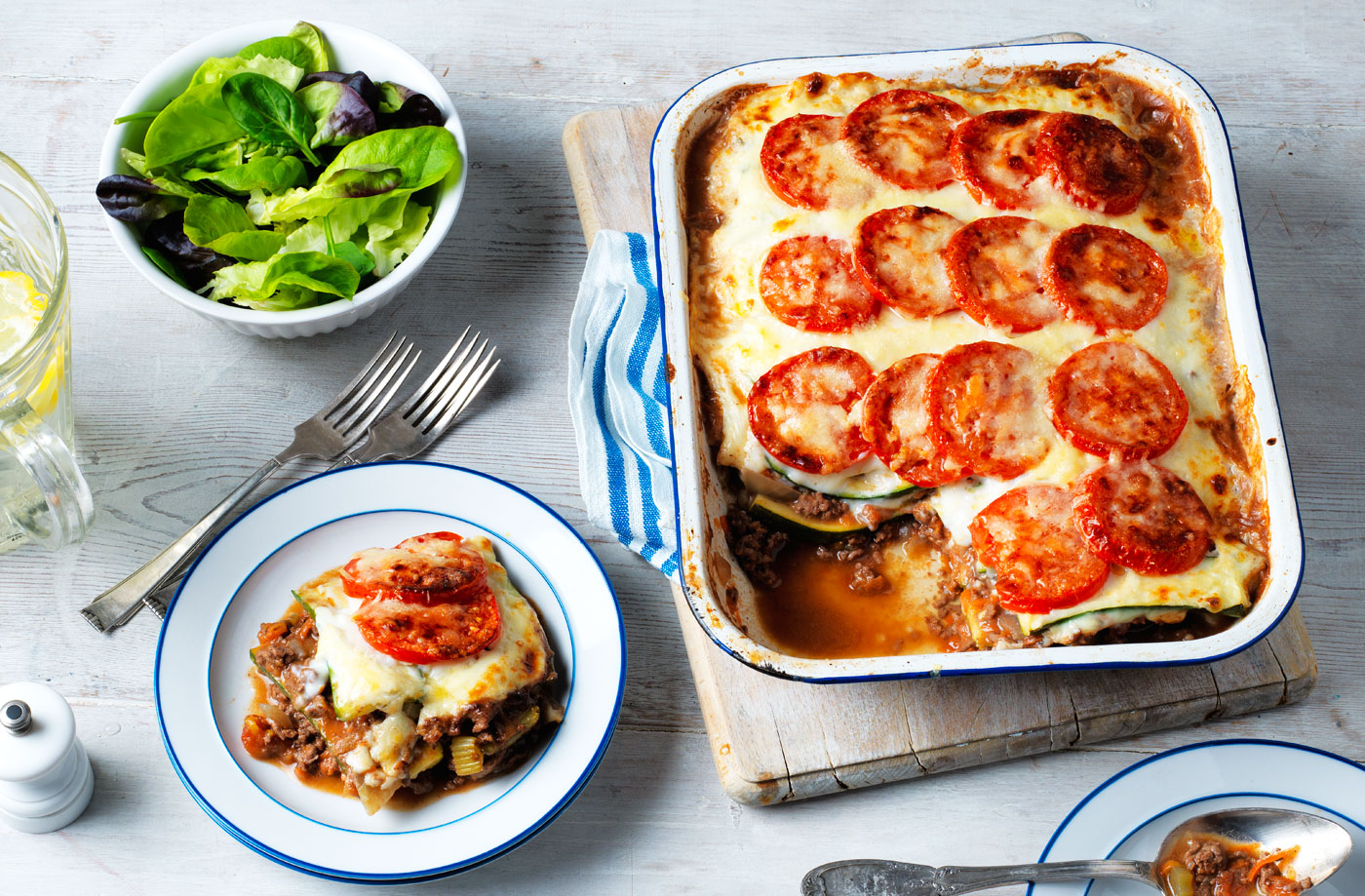 Egg & Veggie Souffle-meal to Muscle-up-the Brunette Dairies