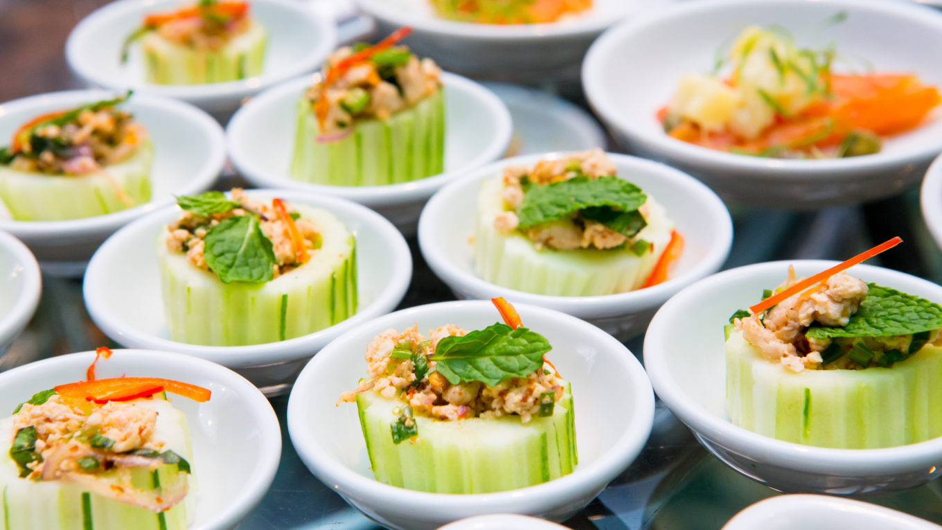 Wedding Caterers London - The Best Choice For Conducting Reception Parties
